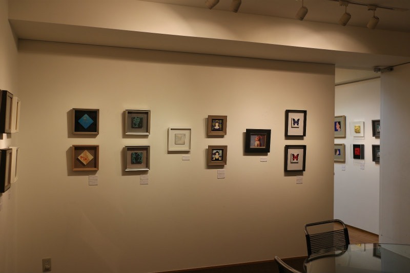 新生堂 | SHINSEIDO-HATANAKA珠玉の絵画展 Miniature Exhibition