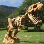 「恐竜(ティラノサウルス)」