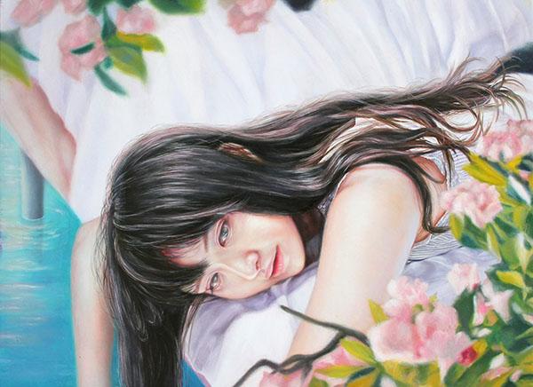 完成形「春の微睡み」_HP