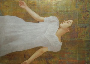 寺尾佳子 「月が目を醒ます頃」 P30