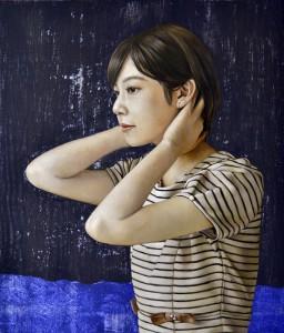長坂誠 「夜凪」 F10